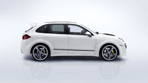 TechArt Magnum based on Porsche Cayenne Turbo - 01.03.2011