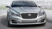 Jaguar XJ Sentinal armoured vehicle