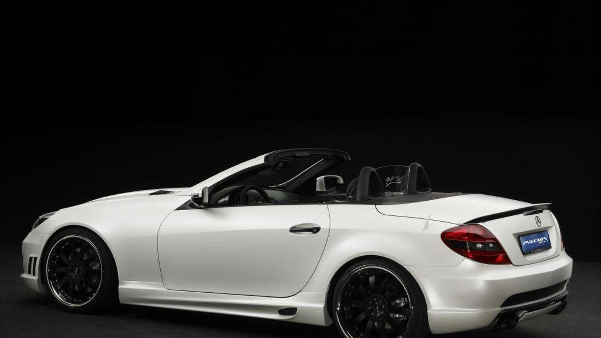 Piecha Design announces Final Performance RS Edition - based on the Mercedes SLK
