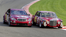 """Mercedes S 63 AMG """"Thirty-Five"""" meets 300 SEL 6.8 AMG"""