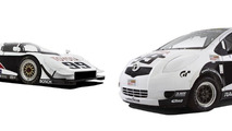 Yaris GT-S Club Racer and Toyota GTP Eagle Racer 02.11.2010