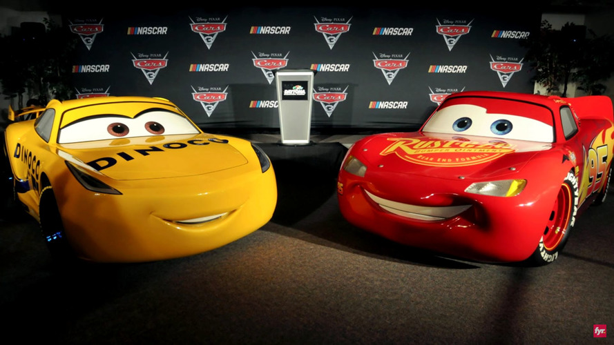 Learn More About The Newest Rides Of Cars 3