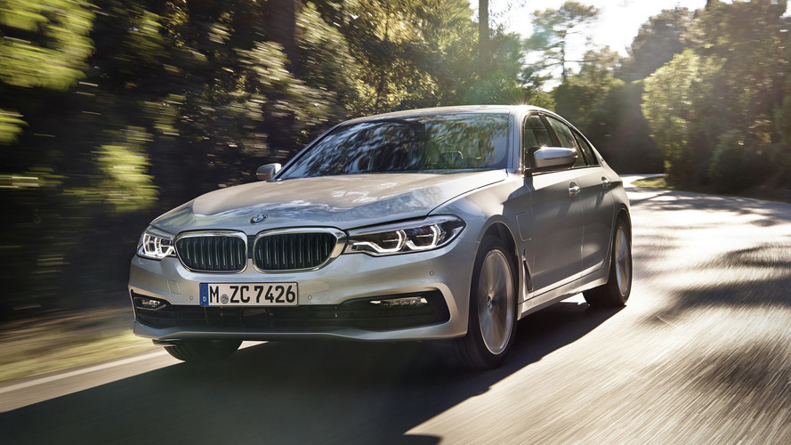 2018 BMW 530e iPerformance plug-in hybrid coming to U.S.