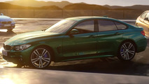 BMW says these five colors are the most exciting on the 4-Series GranCoupe [video]