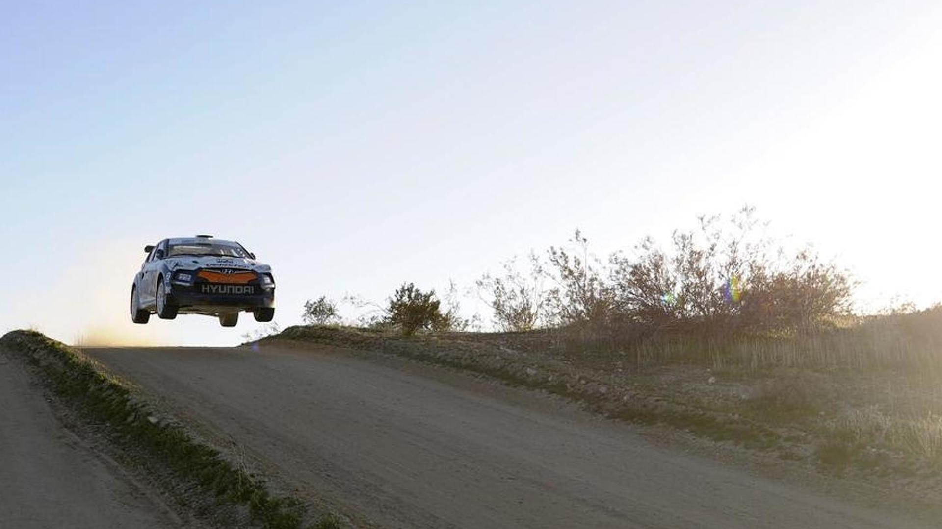 Hyundai Veloster Rally Car set for Chicago debut