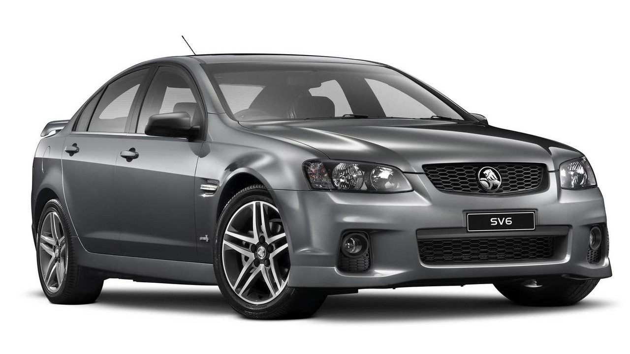 2011 Holden Commodore VE Series II