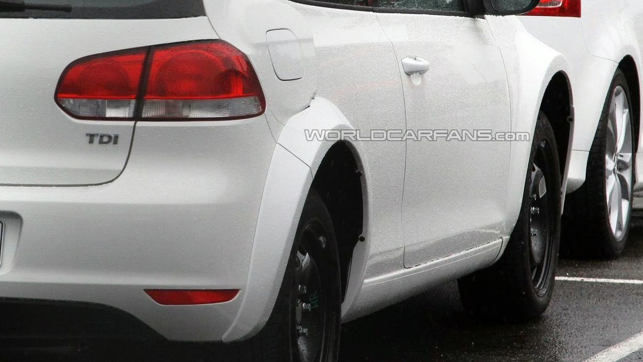 Next gen Audi A3 mule first spy photos
