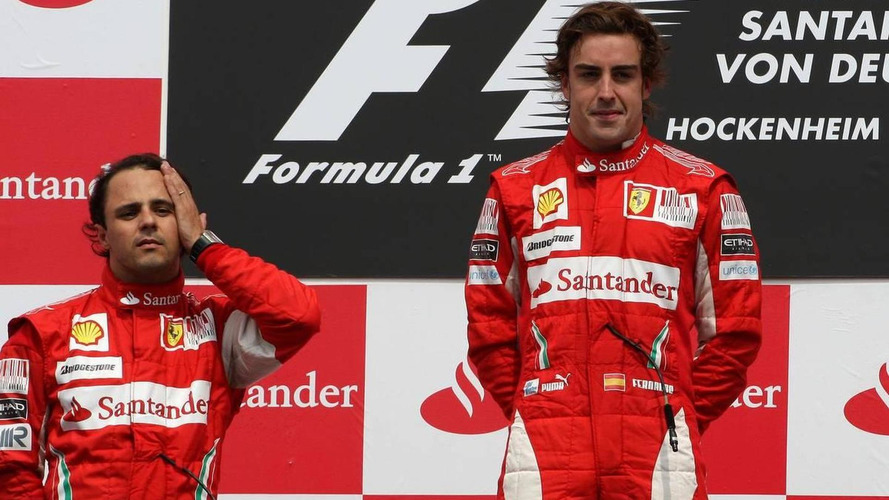 New radio evidence supports Ferrari team order charge