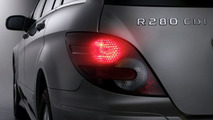 New Features for Mercedes R-Class