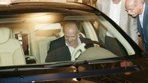 Maybach 57 S for Spanish King Juan Carlos I