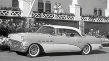 1956 Buick Super Riviera Sedan