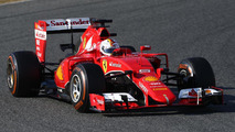 Vettel names first Ferrari 'Eva'