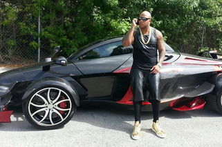 Did Flo Rida Just Buy a Tramontana XTR?