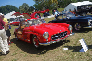 Sights and Sounds: Boca Raton Concours d'Elegance [w/video]