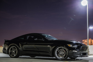 Roush Creates 3 Gorgeous Mustangs for your Driving Pleasure