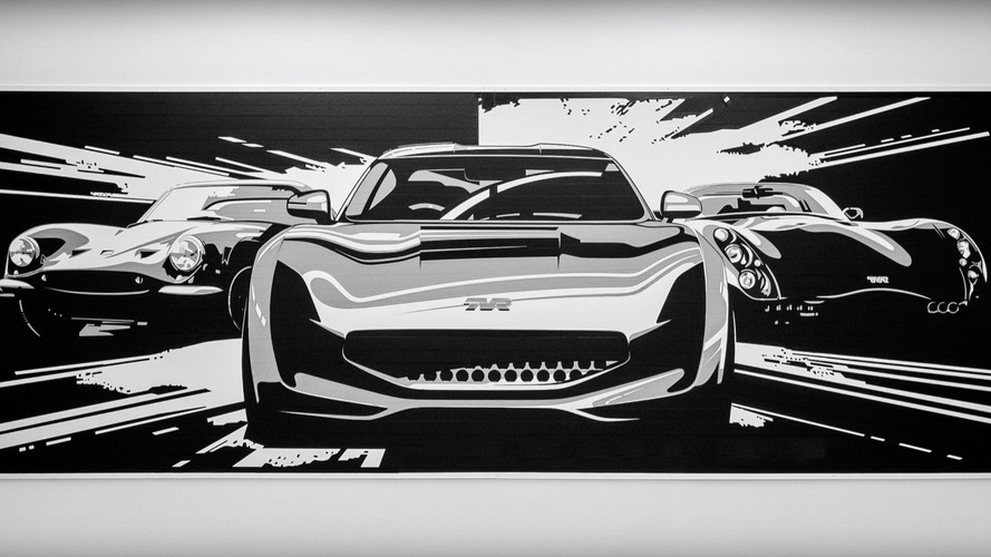 TVR teases all-new model, could be called Griffith