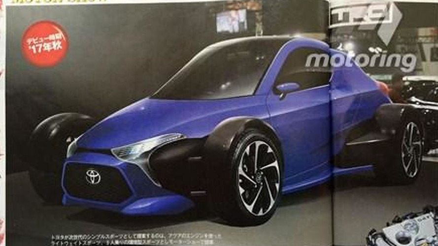Toyota bringing hybrid open-wheel three-seater sports car concept to Tokyo Motor Show?