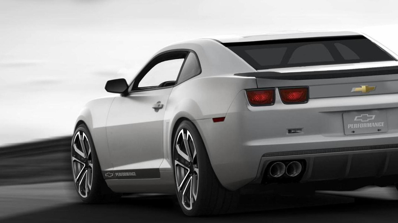 Camaro Performance V6 Concept