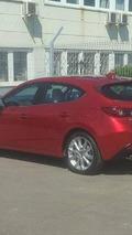 2014 Mazda3 leaked image (not confirmed) 20.06.2013