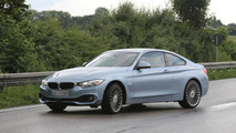 BMW 4-Series Coupe by Alpina already caught testing