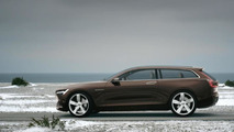 Volvo Concept Estate to spawn a new V90 - report