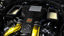 Brabus 850 6.0 Biturbo iBusiness announced