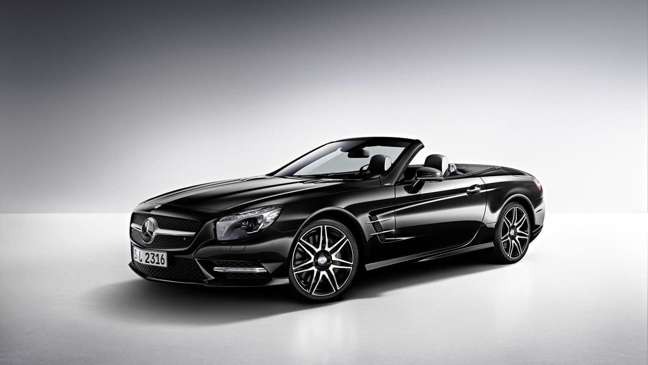 2014 Mercedes-Benz SL 400