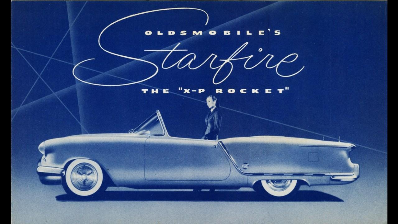 Oldsmobile Starfire Concept