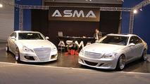 ASMA Mercedes CLS Shark II