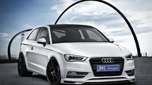 JMS previews their styling package for the Audi A3