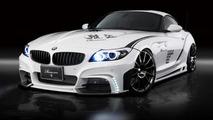 BMW Z4 White Wolf by Rowen 18.6.2012