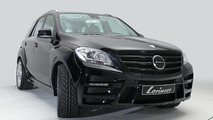 Lorinser tunes the 2012 Mercedes M-Class