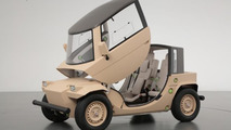 Toyota reveals Camatte concept car that kids can drive [video]