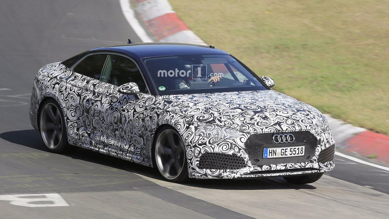 2016 - [Audi] A5 Coupé, Cabriolet et Sportback - Page 13 2018-audi-rs5-coupe-spy-photo