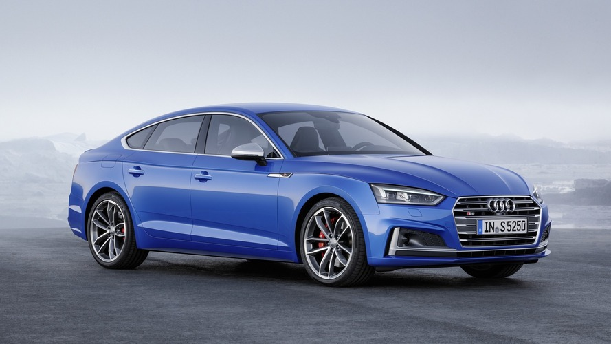 2018 Audi A5 and S5 Sportback revealed ahead of Paris debut