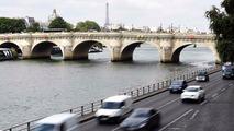 La circulation alternée est reconduite vendredi 9 décembre à Paris