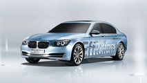 BMW 7-Series ActiveHybrid Concept
