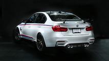 BMW presents an arsenal of SEMA-bound M Performance goodies