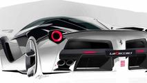 LaFerrari design created in-house, not by Pininfarina
