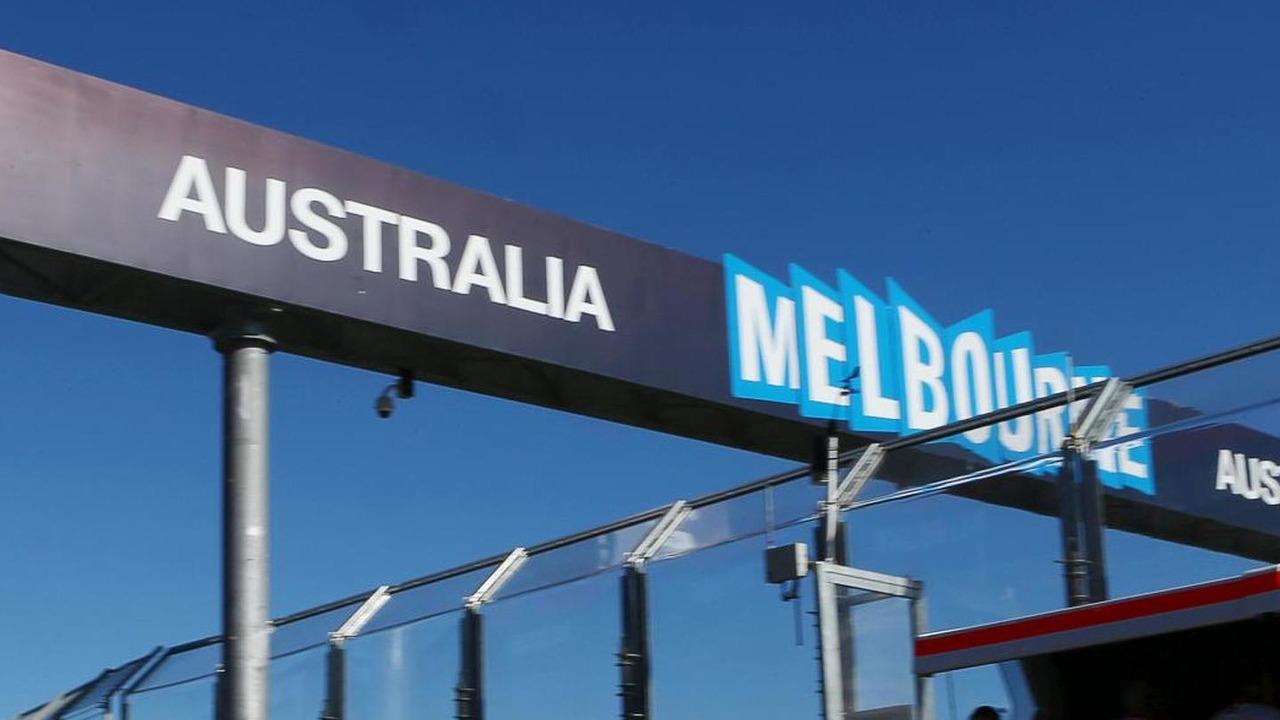 Australian Grand Prix in Melbourne