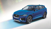 Jaguar F-PACE First Edition