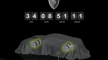 Rimac One Concept teased ahead of Frankfurt