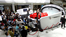 Tuatara unveiling at SSC Asia launch, 1080,