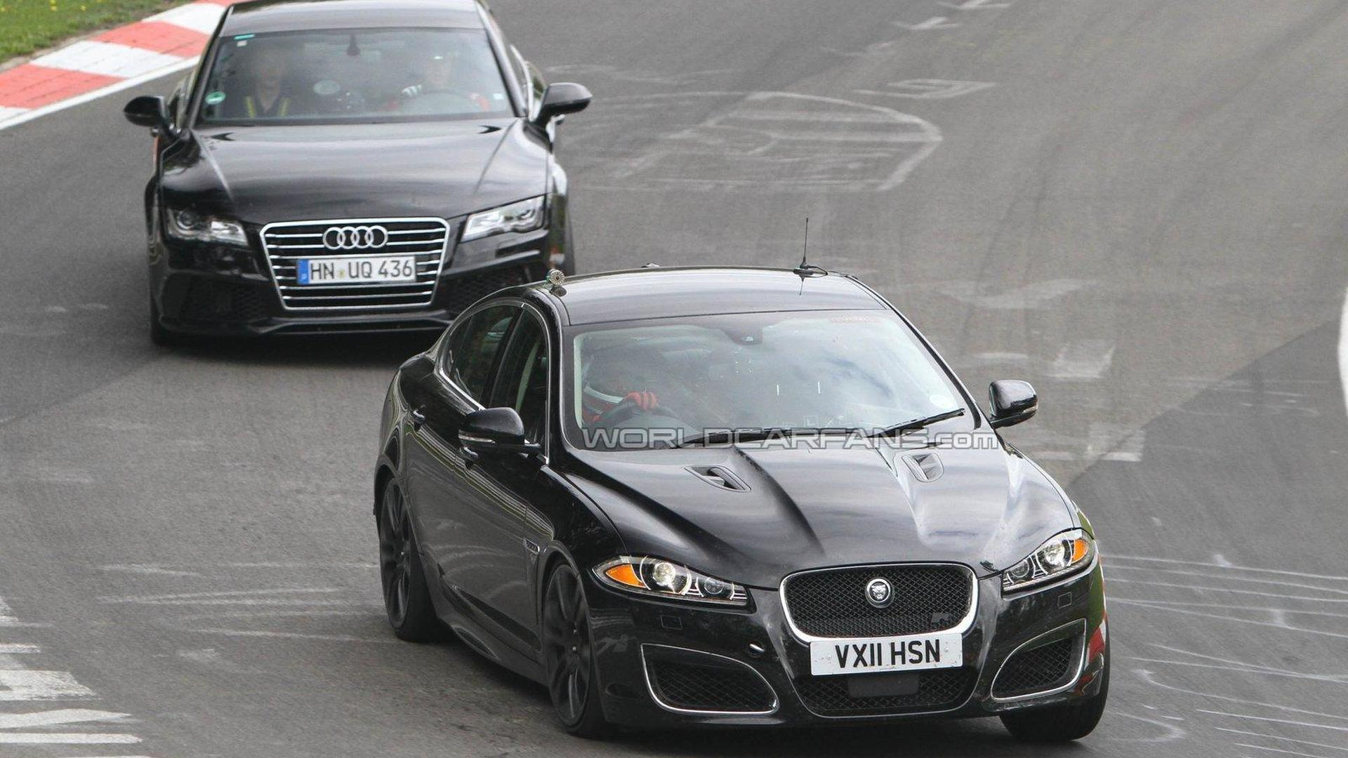 Jaguar XFR-S coming to LA Auto Show - report