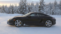 Porsche Boxster GTS / Cayman GTS spy photo