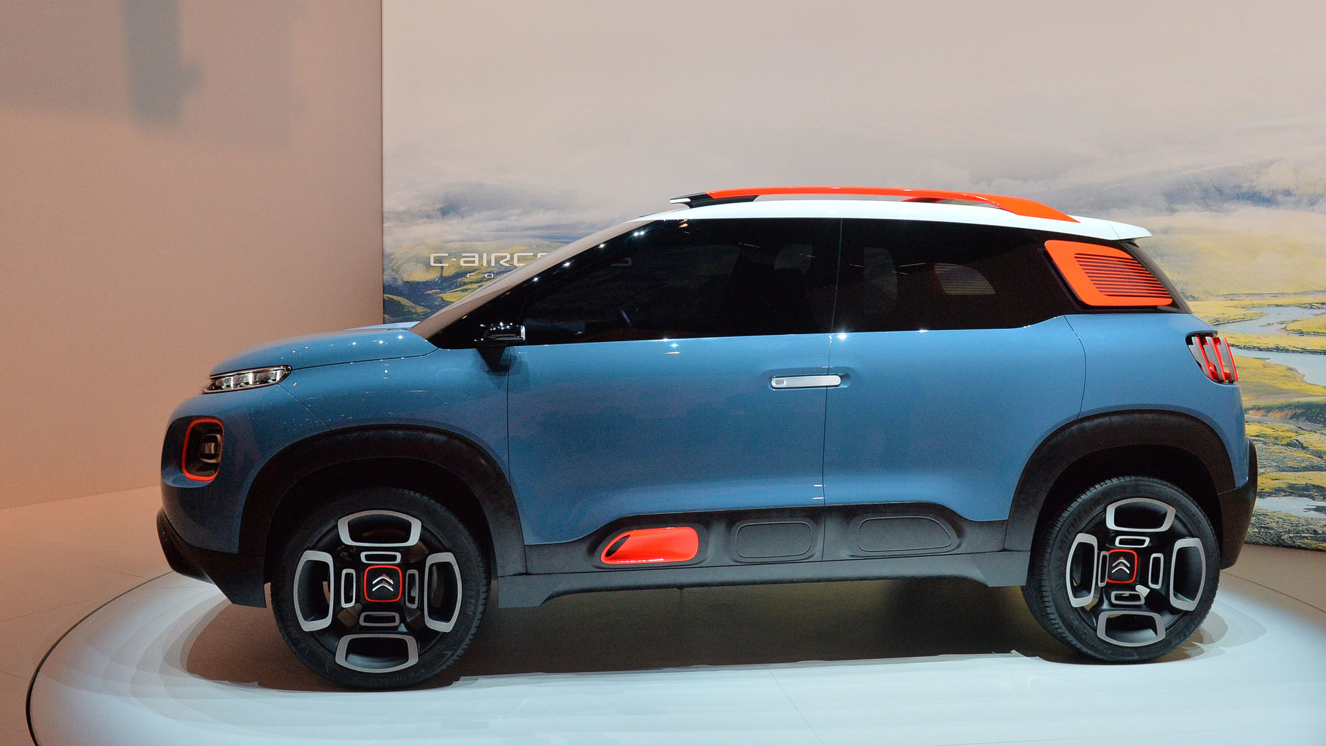 citroen c3 aircross c aircross concept 2017 p gina 4. Black Bedroom Furniture Sets. Home Design Ideas