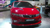 Honda Civic 5D Mugen Concept Revealed in Moscow