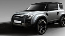 Land Rover says next-gen Defender 'will have to wash its face'