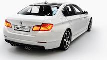 BMW 5-Series F10 body styling by Prior Design