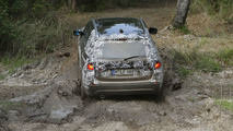 Latest BMW X1 Prototype Video in Mallorca